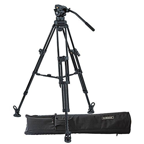 E-IMAGE EI-7060-AA Video tripod kits are suitable for various of video and integrative camcorder