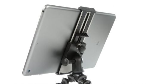 Joby GripTight Mount PRO Sizes to fit 7-10 inch tablets or ANY smartphone with or without a case