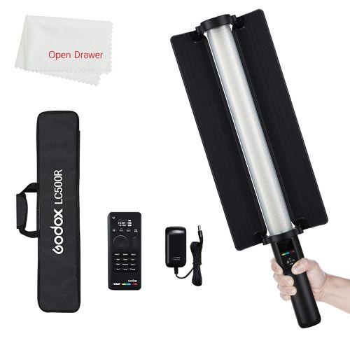 Godox RGB LED Light Stick LC500R (Wireless Remote/Built in Battery)