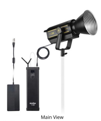 Godox VL 300 led video light