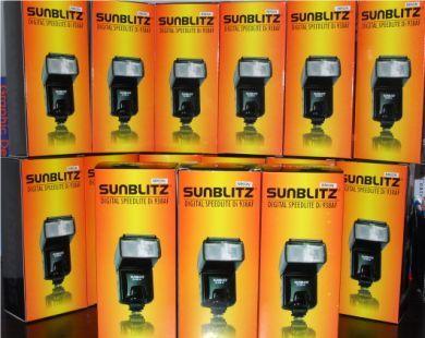 Sunblitz Flashes