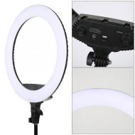 Ringlight with stand