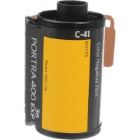 Kodak Professional Portra 400 Color Negative Film (35mm Roll Film, 36 Exposures