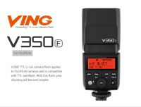 Godox Vin 350 for Fuji ( New )