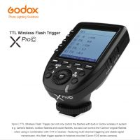 Godox X Pro  for Canon ( latest Flash Trigger )