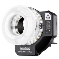 Godox AD 400 ( ring Flash / Led )