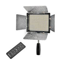 YongNuo YN-300-III LED Camera Video Light With Remote for Video Camera and DSLR Camera