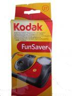 Kodak Funsaver ( 27 exposure ) disposible ( single  Use )