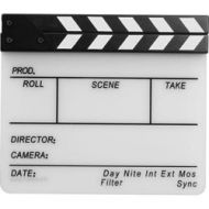 Action !!! Clapper Board