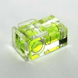 Bubble spirit level (2 axis Hotshoe)sony
