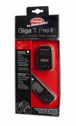 Giga T Pro II  for Canon ( Time Lapse)