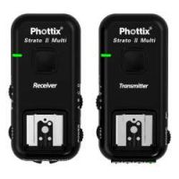 Phottix Strato mark II 2.4Ghz 4-in-1 Wireless trigger For Nikon