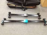 80cm slider with built in dolly