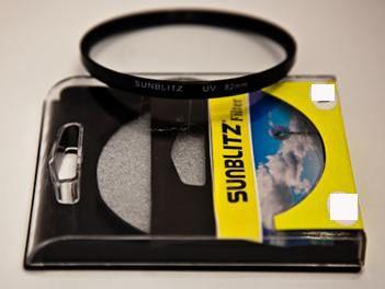 Sunblitz UV 67MM- $16