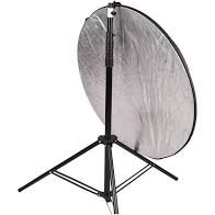 Reflector Holder Vertical Clip Clamp wit stand