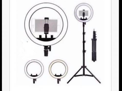 10 inc / 26cm Led ring Light with Stand