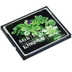 Kingston CF 8GB 8 G GB Elite Pro 133x Compact Flash New
