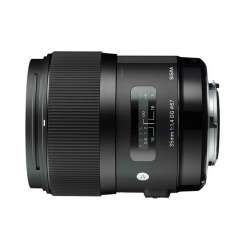 Sigma 35mm F1.4 DG HSM Lens for Canon /NIKON (Black)