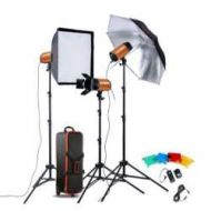 Godox Smart Digital Kit (3 Lights)