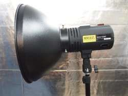 Hercules IStudio DS 300 with BeautyDish & Stand