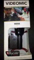RODE MICROPHONE - VideoMic Directional On-camera Microphone